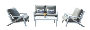 Комплект уличной мебели Masterjero GFKD4768, многоцветный, 1-4 места