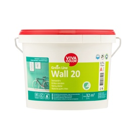 KRASA GREEN LINE WALL 20 A 2,7L (VIVACOLOR)