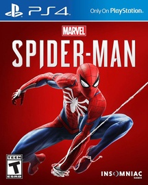 Marvel's Spider-Man incl. Russian Audio PS4