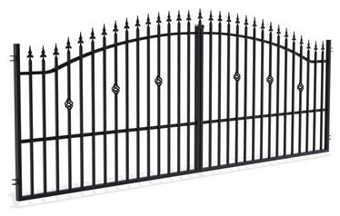 Värav 1500x4000 mm, W6598