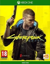 Žaidimas Cyberpunk 2077 Day One Edition Xbox One