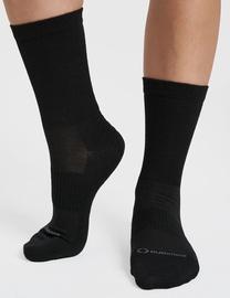 Kojinės Audimas Merino Wool Black, 35-37, 1 vnt.