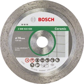 Bosch Diamond Cutting Disc 76x10x1.9mm