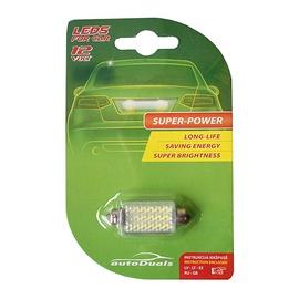 AutoDuals 36SMD-LED 3D 41mm Light Bulb White