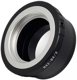 Fotocom Manual Lens Adapter M42-MFT