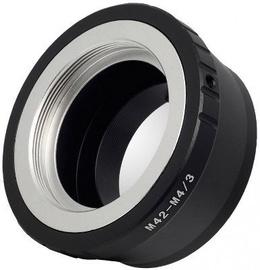 Fotocom Manual Lens Adapter M42-MFT