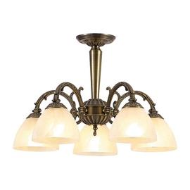 Lampa griestu Domoletti Mozart MX6158-5, 5X40W, E27