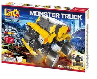 Konstruktorius LaQ Japanese Hamacron Monster Truck