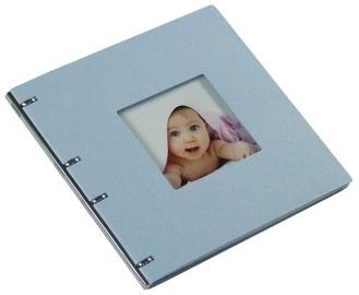 BFS DIGI4 15x15 Shantung Baby Azure Blue