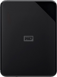 Western Digital Elements SE 2TB Black