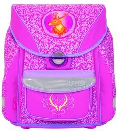 Школьный рюкзак Tiger 1712B, розовый
