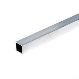 Труба Aluminium Rectangular Pipe 200cm 2m