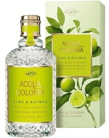 Kölnivesi 4711 Acqua Colonia Refreshing Lime & Nutmeg 70ml EDC Unisex