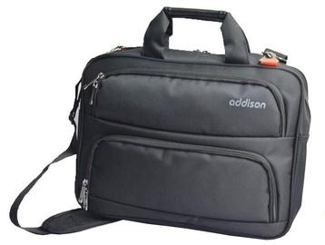 """Addison Notebook Bag Black 14.1"""""""