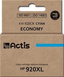 Actis Cartridge KH-920CR For HP 12ml Cyan