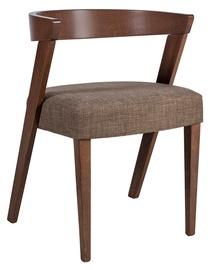 Valgomojo kėdė Home4you Adele Light Brown 21913