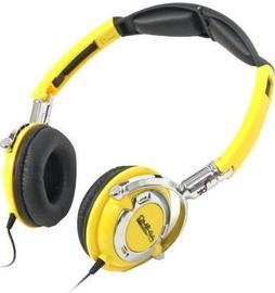 Ausinės Omega Freestyle FH0022 Yellow