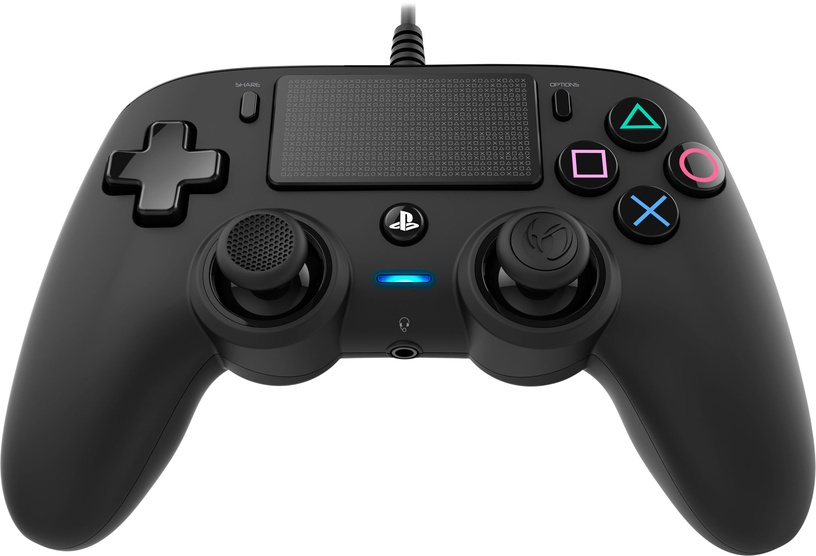 Игровой контроллер Bigben Nacon Compact Controller Wired Black