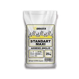 Akmens anglys Grasta Standart Maxi, 50-150 mm, 25 kg