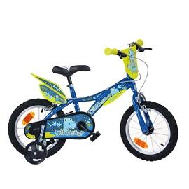 Vaikiškas dviratis Dinosaur 614-DGE 14'