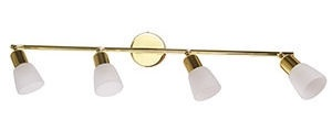 Verners Spotlight SIMPLE 5038-4A/GO Gold