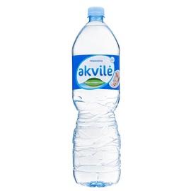 Mineralinis vanduo Akvilė, negazuotas, 1,5 l