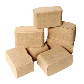 Mišrios medienos pjuvenų briketai 10 kg