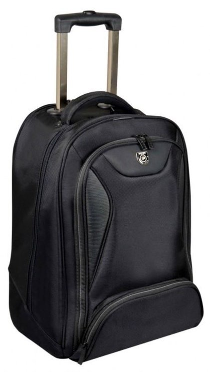 Port Designs Notebook Trolley Bag 14/15.6'' Black
