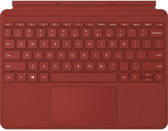 Microsoft Surface GO Type Cover Red