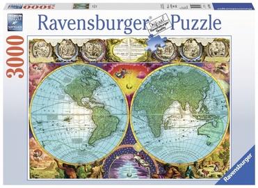 Ravensburger Puzzle Ancient Map 3000pcs