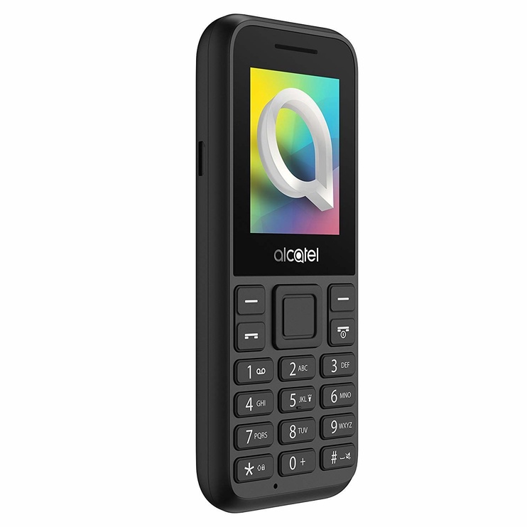 Alcatel 1066G Black ENG