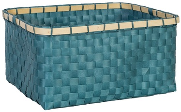 Home4you Basket Lido 2 31x22xH15cm Blue