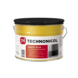 Bituminė mastika Techonicol Nr.24, 10 kg