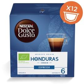 Kavos kapsulės NESCAFÉ® Dolce Gusto® Espresso Honduras, 12 vnt, 72 g