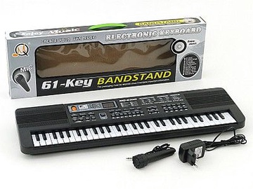 Tommy Toys Electronic Keyboard 61-Key 405868
