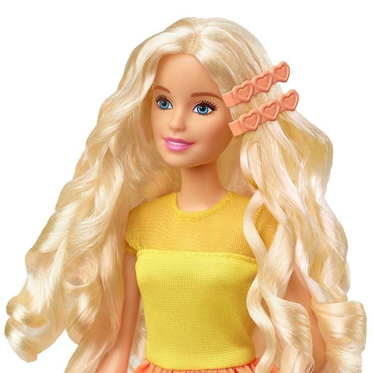 Nukk Mattel Barbie Ultimate Curls GBK24