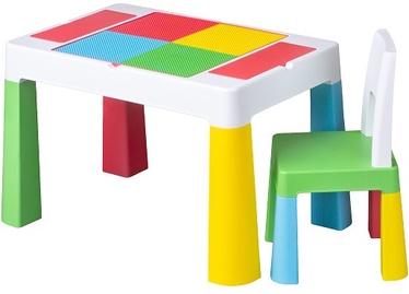 Комплект мебели для детской комнаты Tega Baby Multifun MF-001-134, многоцветный
