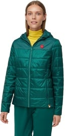 Audimas Womens Jacket With Thermal Insulation Evergreen XL