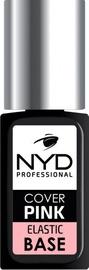 Küünte alusvahend NYD Professional Cover Pink Elastic Base 10g