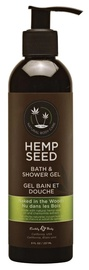 Hemp Seed Bath & Shower Gel 237ml Naked In The Woods