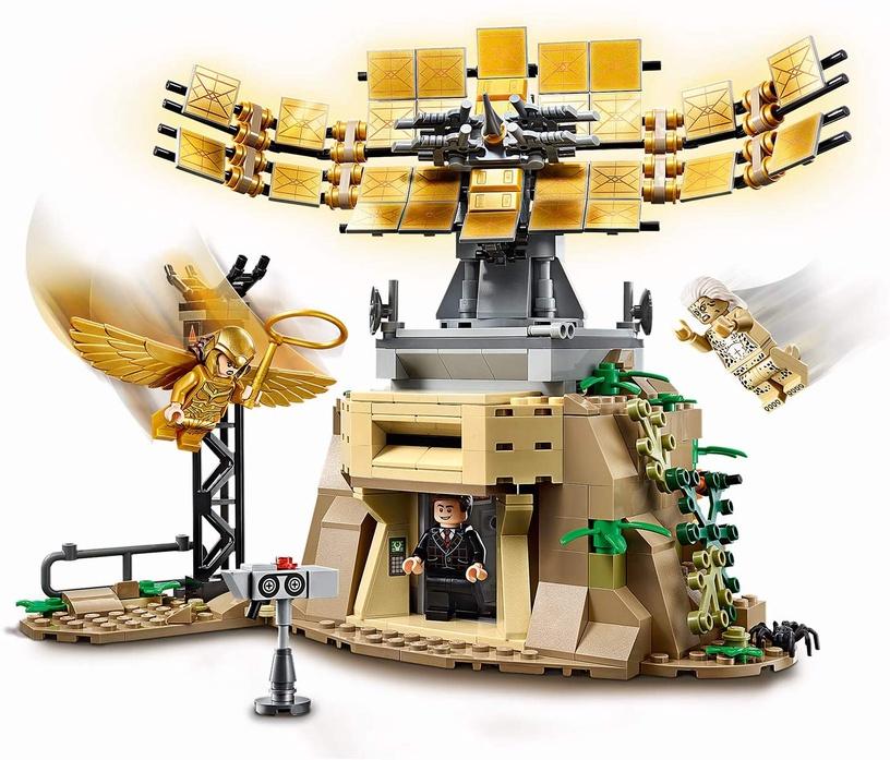Конструктор LEGO DC Super Hero Girls Wonder Woman vs Cheetah 76157 76157, 371 шт.