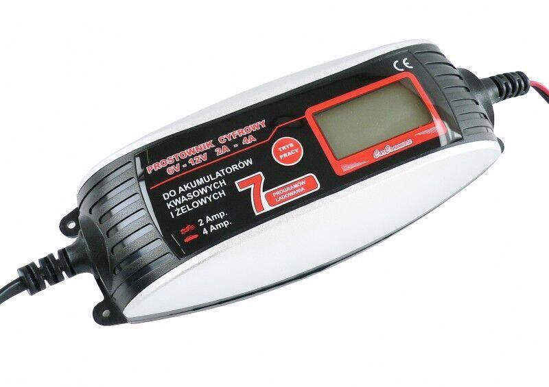 Зарядное устройство CarCommerce Smart, 12 В