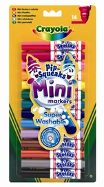 Crayola Mini Markers 14pcs
