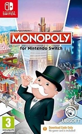 Monopoly For Nintendo Switch SWITCH Digital Download