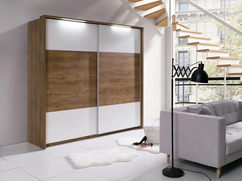 Miegamojo baldų komplektas Maridex Latika White