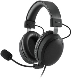 Ausinės Sharkoon B1 Gaming Headset Black