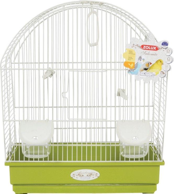 Zolux Arabesque Salomee Bird Cage Olive