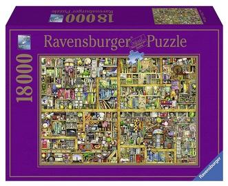 Ravensburger Puzzle Magical Bookcase 1800pcs