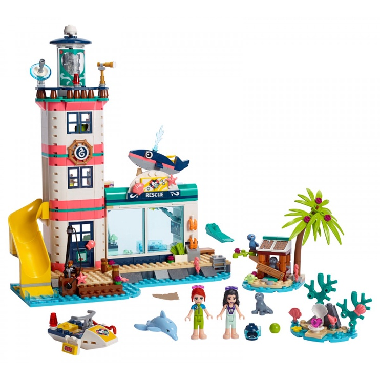 Konstruktorius Lego Friends Lighthouse Rescue Center 41380