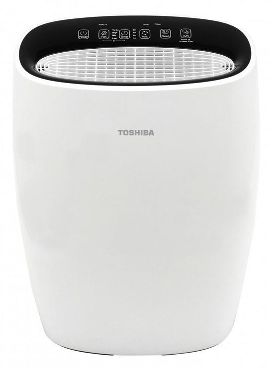Очиститель воздуха Toshiba CAF-X50XPL White